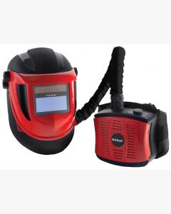 Weltek Navitek S4 Side Vision Airkos Air Fed Welding Helmet With Grinding Visor