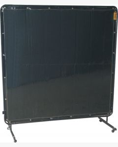 Weldability 6 x 6 Ft Curtain & Frame