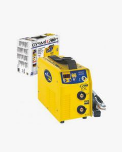 GYSMI E200 FV MMA Inverter Welder With Case