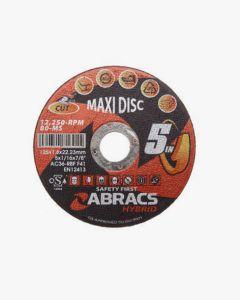 5 in 1 Maxi Disc 115 x 1.6 x 22
