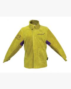 Parweld Panther Premium Gold Leather Welders Jacket
