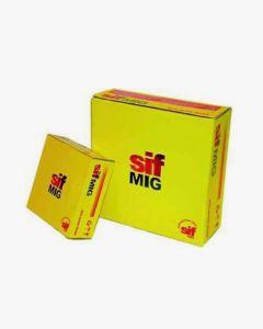 Sif Welding Mig Wire15KG Spool Mild Steel