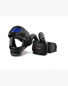 Tecmen Repiratory Air Fed Helmet Package Flip Front Speedglas Style