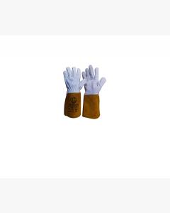 Tig Gloves Mordant Leather