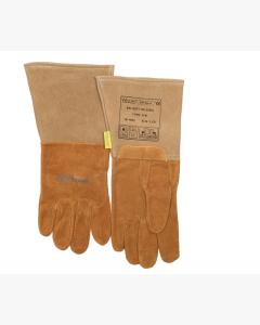 Weldas 10-1003 SOFTouch top grain reverse pigskin welding glove-Extra Large
